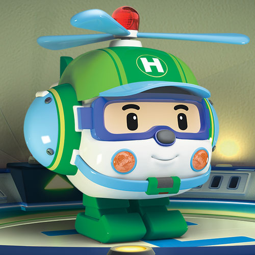 15700 [ROBOCAR POLI KIT] HELLY