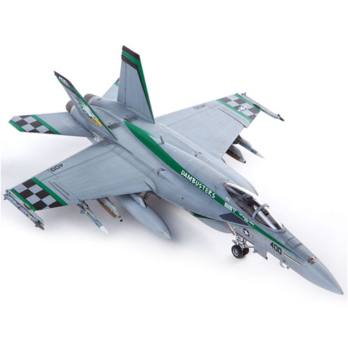 "[1/72] 12565 USN F/A-18E VFA-195 ""Chippy Ho""(Released March,2019)"